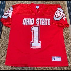 COPY - Logo 7 Ohio State Starter Shirt SZ L Bucke…